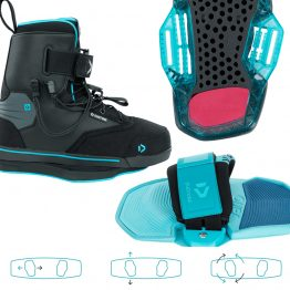 Duotone Bindings & Boots