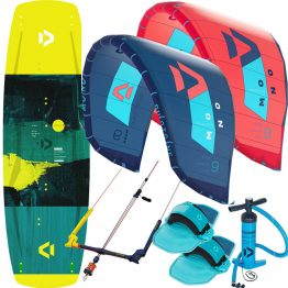 Duotone Kiteboarding Packages
