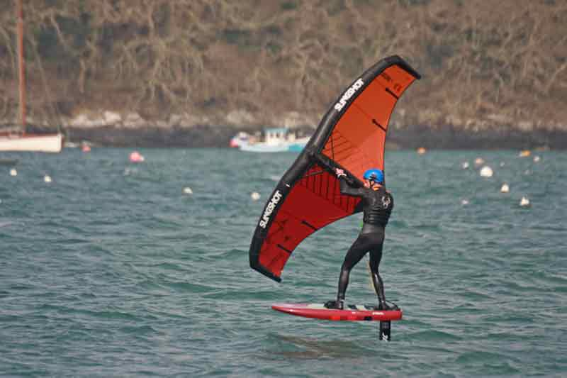 Wing Foil Kit in Cornwall
